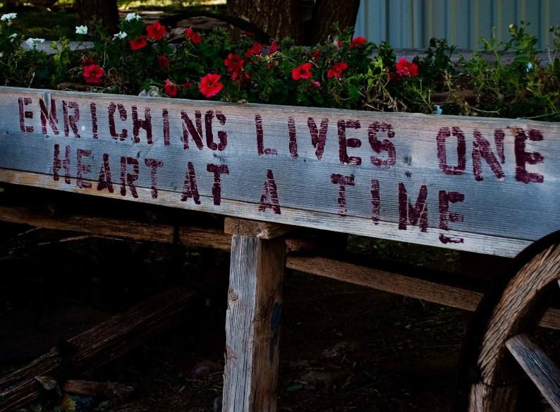 HH Enrich Sign